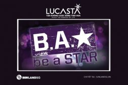 BE A STAR - LUCASTA